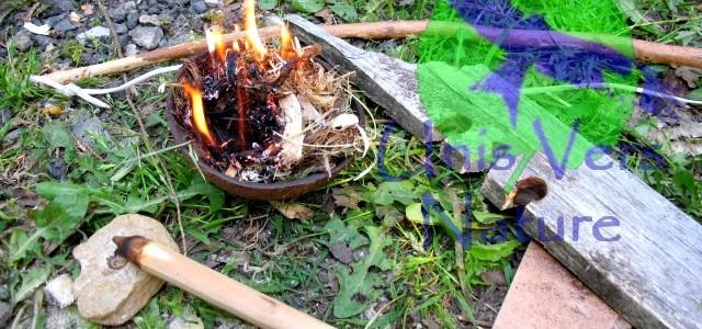 Animation Fête du lac : faire du feu sans briquet, ni allumettes