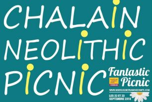 CHALAIN NEOLITHIC PICNIC, 23 septembre, plage de Doucier