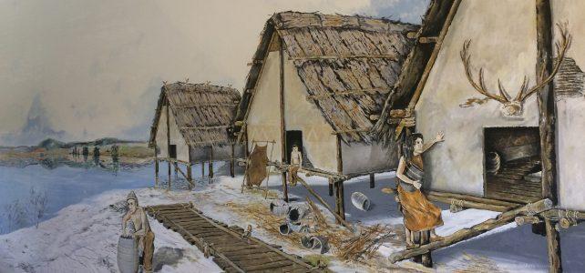 """De la faisselle """"made in Chalain"""" il y a 5000 ans ?"""