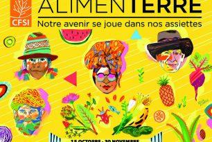 Festival ALIMENTERRE, Charcier, 9 novembre 2018, 20h