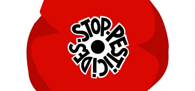 """""""NOUS VOULONS DES COQUELICOTS"""", 7 décembre 18H30 à DOUCIER, rassemblement suivi d'une projection"""
